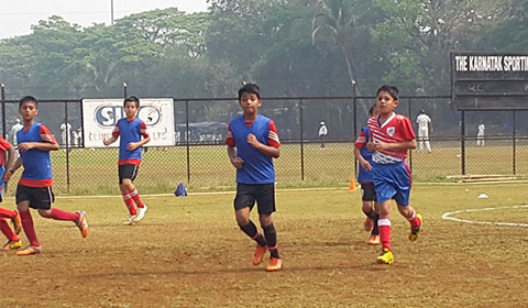 Mumbai's 1st Inter Academy League: Youth Football Championship